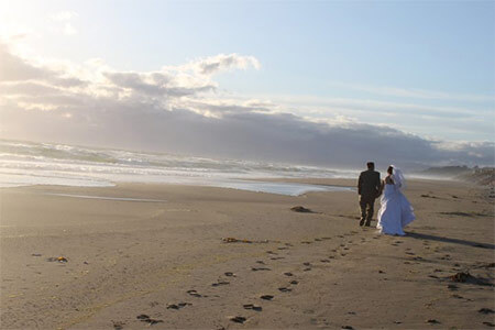 Wedding and Events at Pajaro Dunes in Monterey Bay