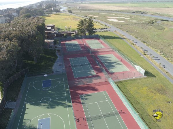 At The Dunes Tennis Courts